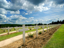 Verdun memorial Stock Photos
