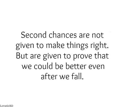 Quotes About No Second Chance 45 Quotes