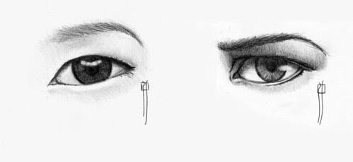 asian eye-shape
