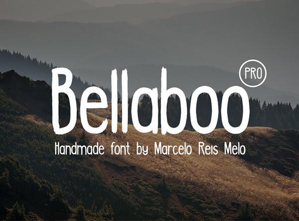 Bellaboo Pro gratis Brush Fuente