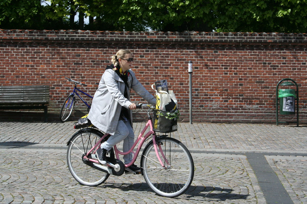 Cycling in Roskilde