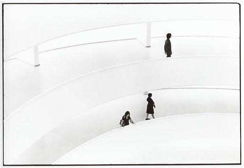 Guggenheim. New York. c. 1975