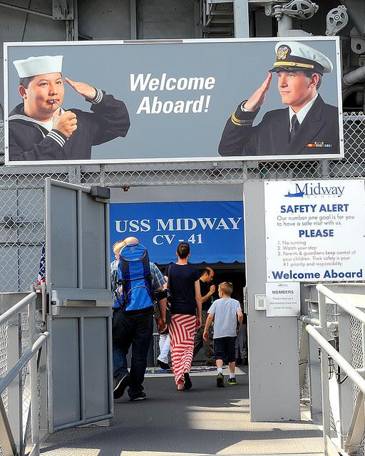 DSCN4831 USS Midway Museum