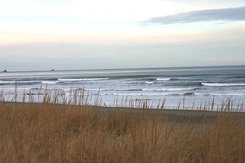 gearhart ocean morning