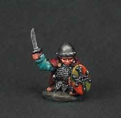 Halfling Swordsman
