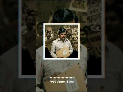 Scam 1992 BGM Ringtone Download