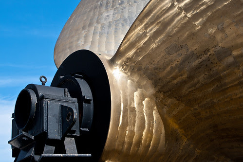 SS United States Propeller
