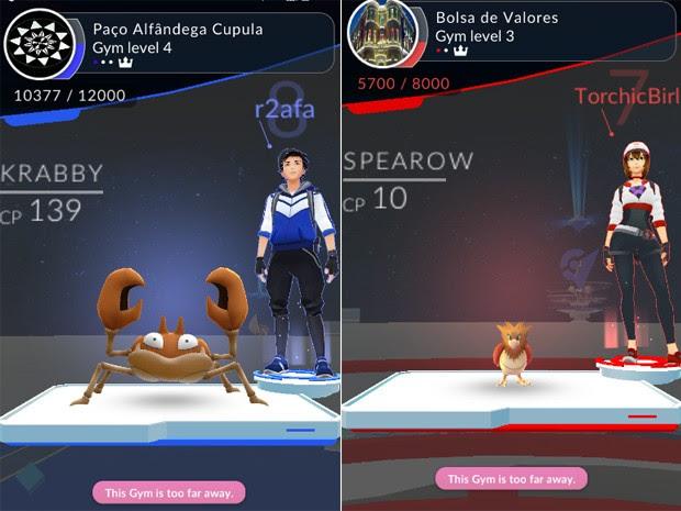 Pontos turísticos do Recife abrigam ginásios Pokémon (Foto: Luann Peixe/Reprodução/Niantic)