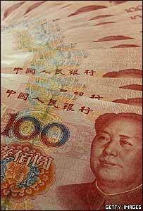 Divisa china