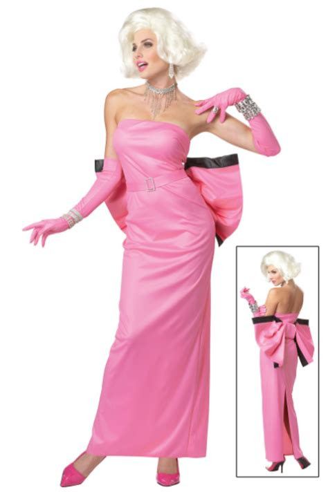 marilyn monroe pink strapless celebrity inspired special