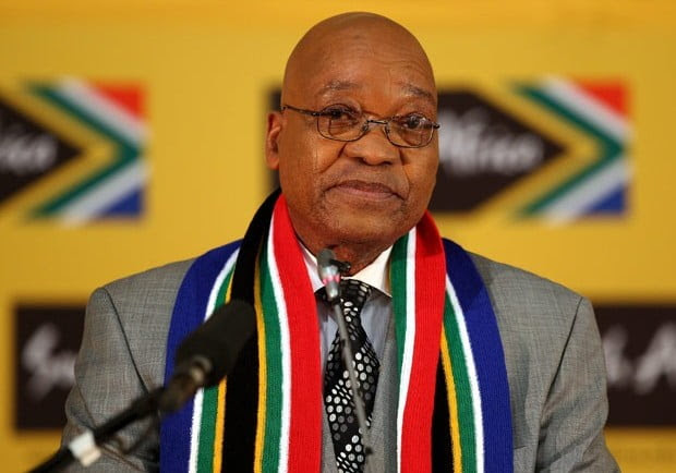 Zimbabwe military vs Mugabe: Zuma gives update on stand-off
