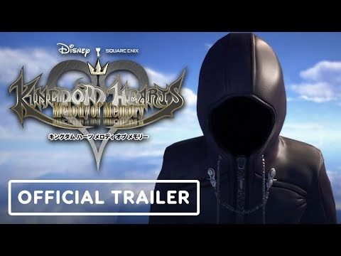 Kingdom Hearts: Melody of Memory - Official Announcement Trailer