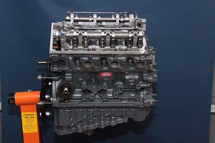 Jasper Engines Remanufactured Crate Engine And Transmission