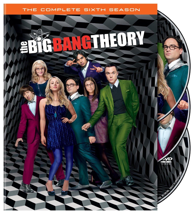 The Big Bang Theory 6º Temporada Torrent - Dublado