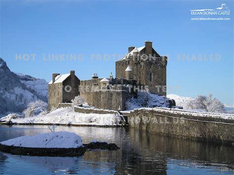 castles scotland eilean donan castle
