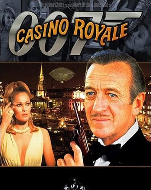 007 Casino Royale 1967 Pelicula Completa En Espanol Latino