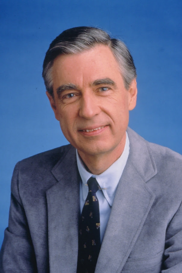 with a student about Fred Rogers. His claim was that Mr. Rogers wore long