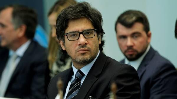 El ministro de Justicia, Germán Garavano, impulsor de las leyes del arrepentido y de extinción de dominio.
