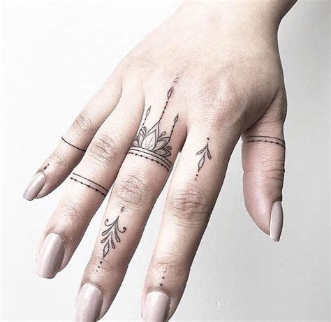 ideas small finger tattoo females guys