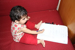 Nerjis Asif Shakir Believes The Pen is Mightier Than The Sword by firoze shakir photographerno1