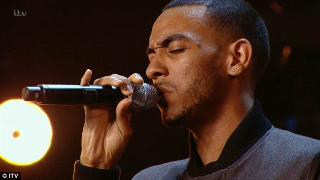 Different interpretation: Josh informed the judges that the song reminded him of his best friend who died aged just 18