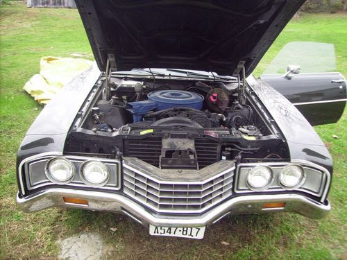 Purchase Used 71 Mercury Montego In Louisville Kentucky United States