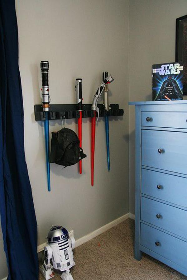 Boys Star Wars Room Ideas
