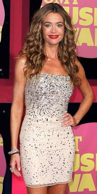 Lainey Gossip Entertainment Update Denise Richards's sheer hem