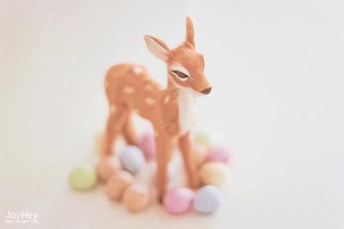 Easter Deer