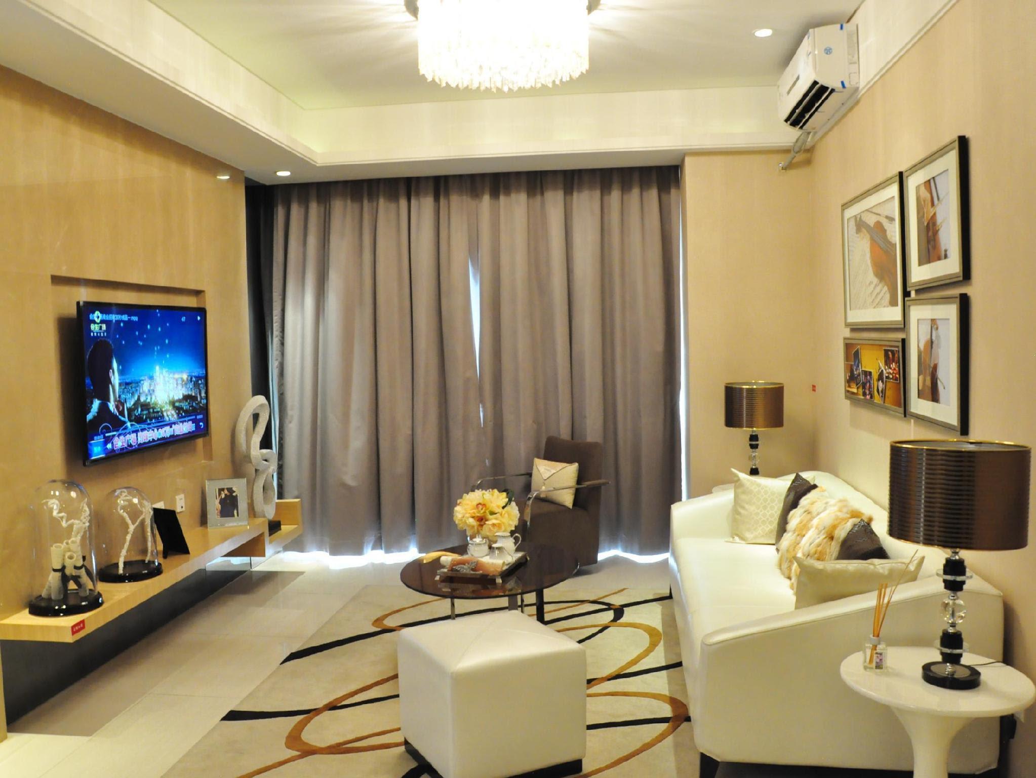 Baihe International Apartment Hotel Financial Plaza Branch Reviews