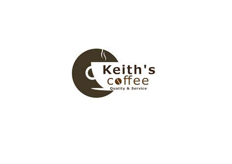 logo design contests keefs coffee logo design design