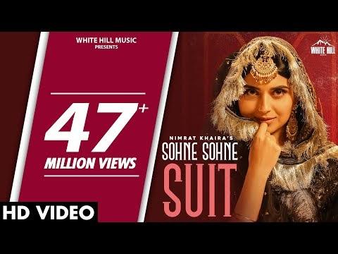 Shone Shone Suit Punjabi Song Lyrics | Nimrat Khaira | Getthelyrics