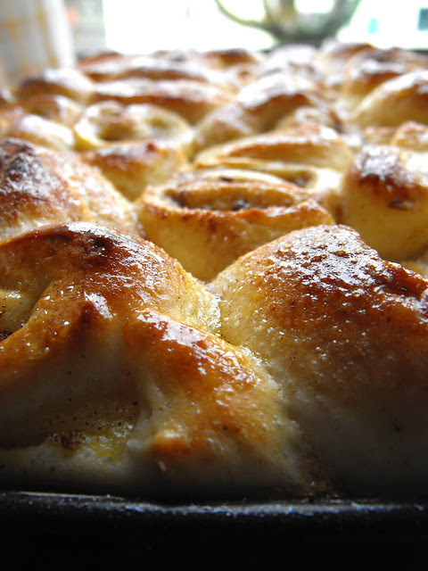 Pão doce de tabuleiro