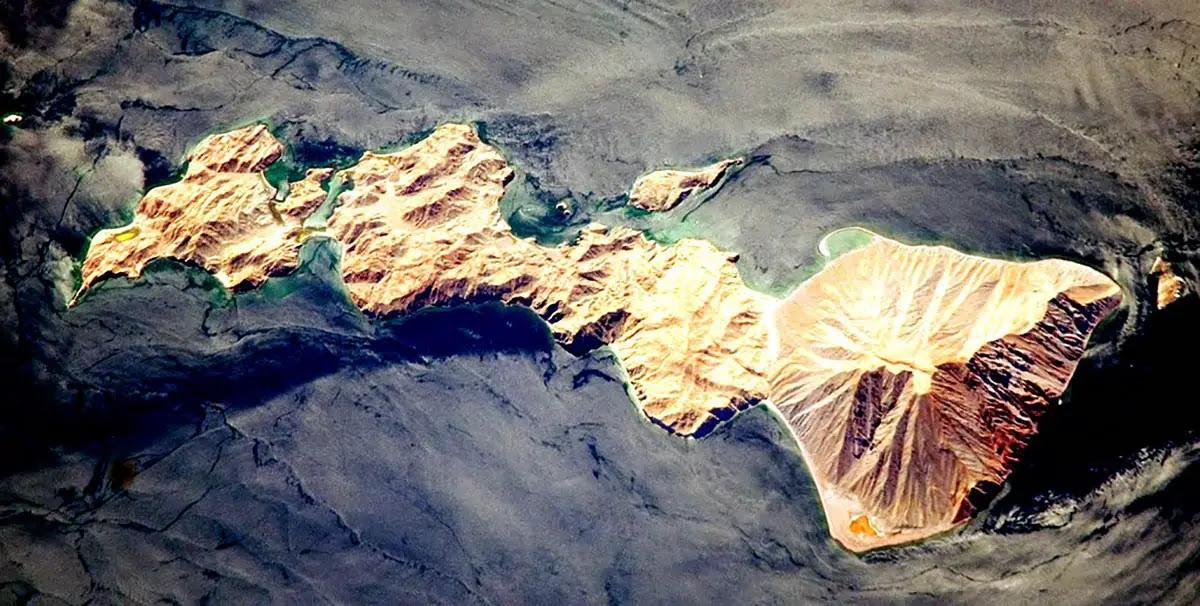 Isla Coronado (NASA)