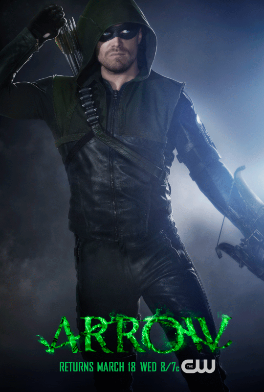 New Arrow Poster Teases Return Of New Episodes