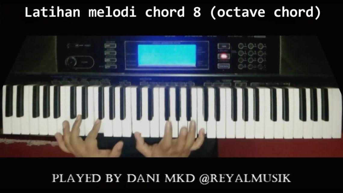 Belajar Piano Pemula Latihan Mudah Melodi Kunci 8 Octave Chord Part 1 Blog Okuta