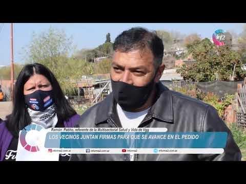 Piden se creen 5 reservorios de agua en La Ribera para evitar futuras inundaciones