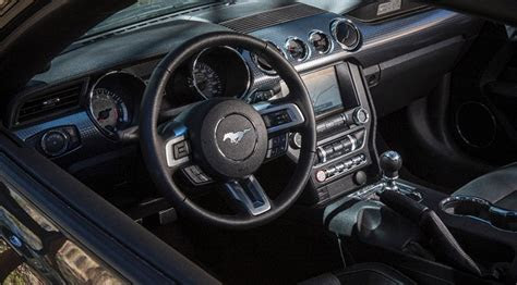 ford mustang  review car magazine