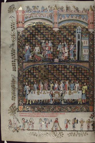 The Romance of Alexander 188v MS. Bodl. 264
