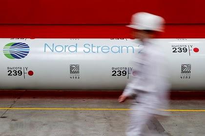 Объявлены сроки завершения строительства «Северного потока-2»