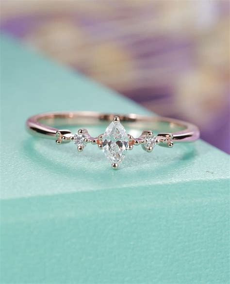Best 25  Marquise diamond rings ideas on Pinterest
