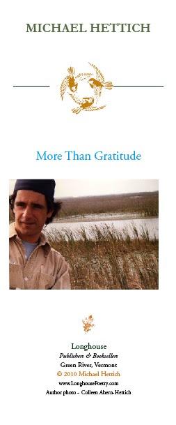 More Than Gratitude