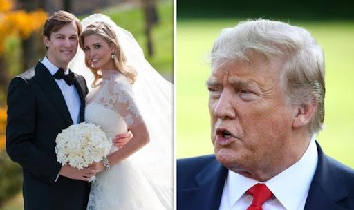 Avatar of Ivanka Trump: Donald Trump's 'shock' at daughter's wedding to Jared Kushner revealed