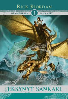 Eksynyt sankari (Heroes of Olympus, #1)
