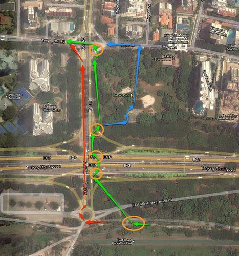 fort road feint - Google Maps