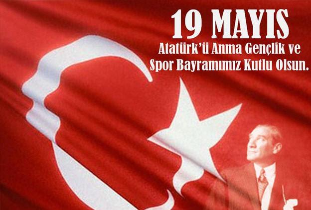 19 Mayıs Atatürkü Anma Ve Gençlik Ve Spor Bayramı