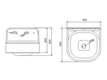 Decoracion mueble sofa lavabos pequenos medidas for Lavabos pequenos medidas