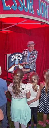 Professor Jon's Flea Circus by pho-Tony