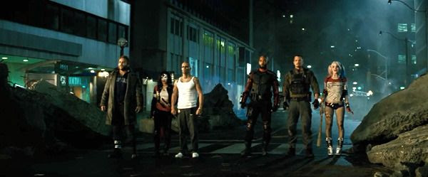 A group of super villains are recruited by a secret government agency to save the world in SUICIDE SQUAD.