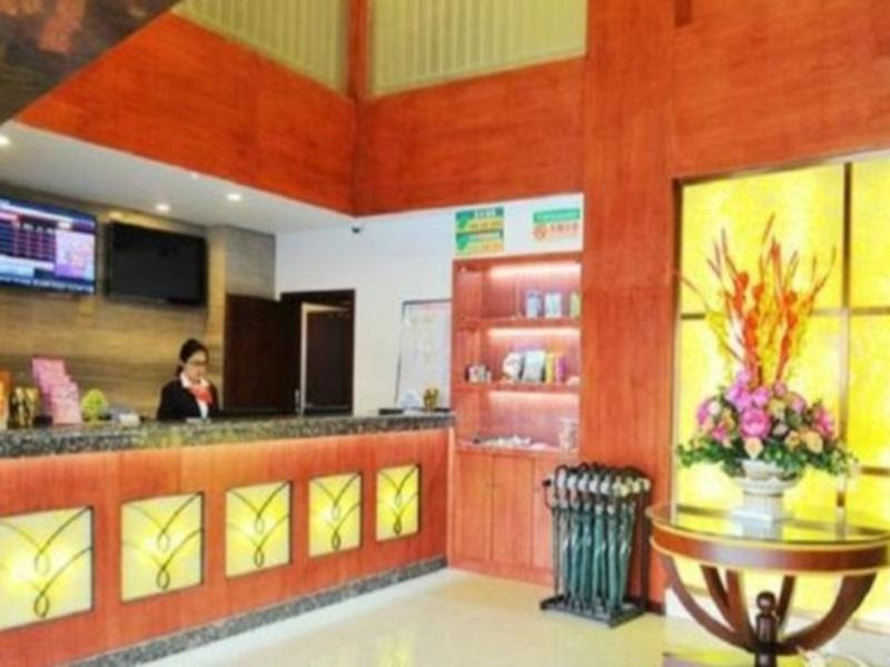 Review Green Tree Inn Qingdao Licang Shuyan Road Daweng Square Express Hotel